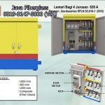 box panel listrik outdoor