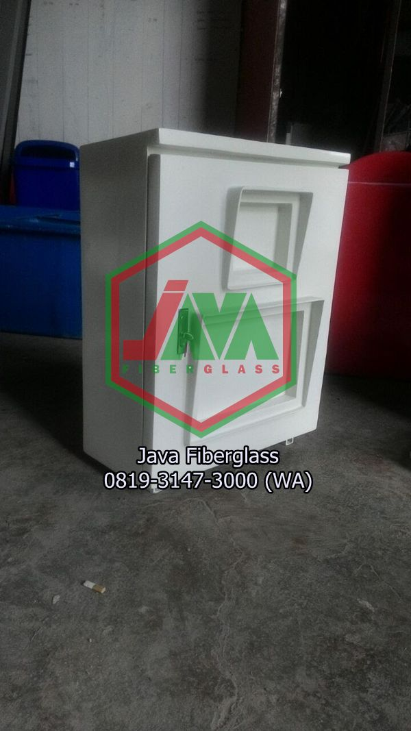 box panel fiber untuk outdoor