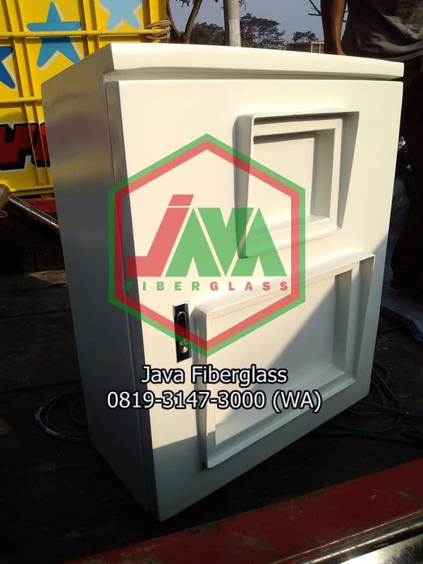 box panel outdoor fiberglass frp