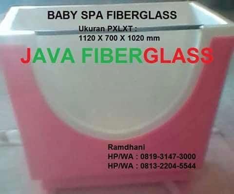 produsen kolam baby spa