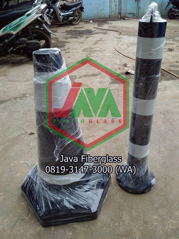 model safety cone fiberglass