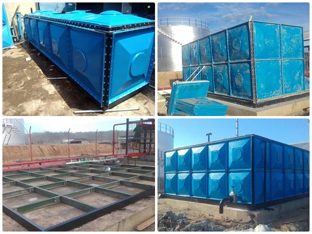 ground water tank