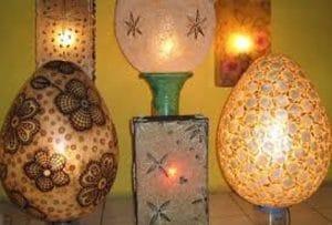 Lampu Fiberglass