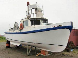 perahu fiber murah