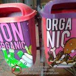 tempat sampah motif kartun murah