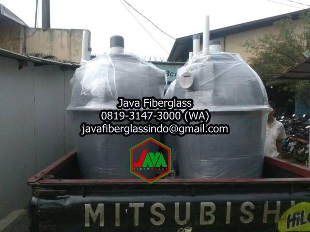 bio septic tank di bandung