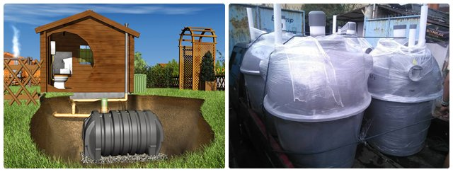 bio septic tank indonesia