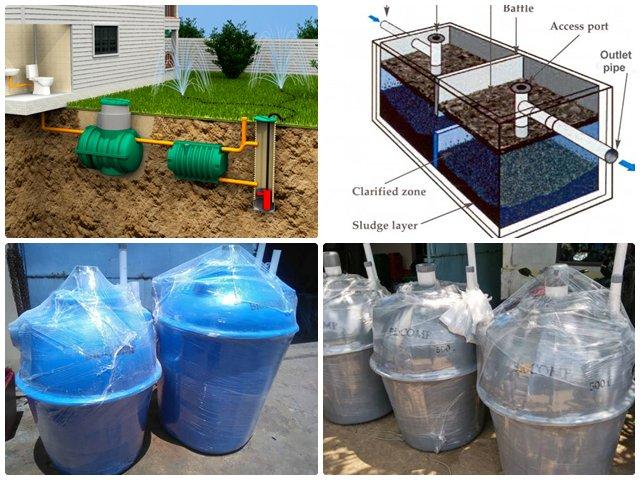 Cara Pemasangan Septic Tank Biotech