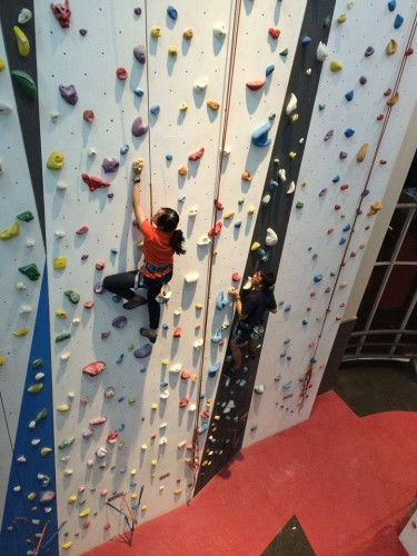 Proposal Pembuatan Tower Wall Climbing