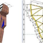 gambar desain proposal papan panjat tebing