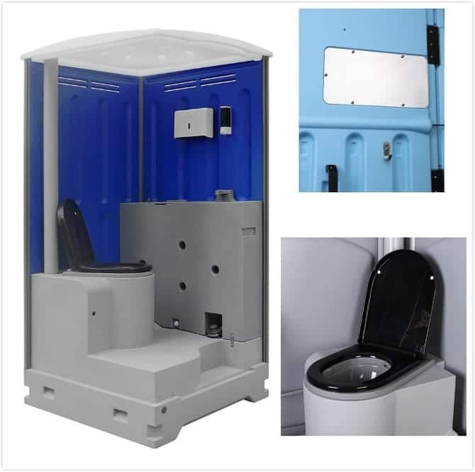 toilet portable outdoor